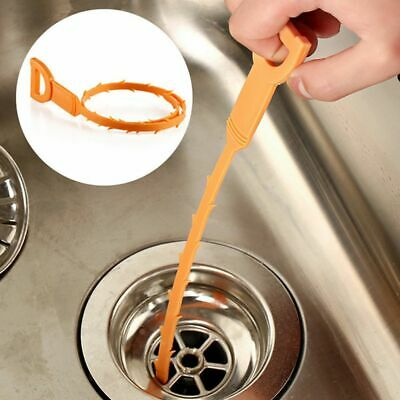Drain Snake Hair Clog Remover Cleaning Tool Kit for Kitchen Sink Bathtub Shower
