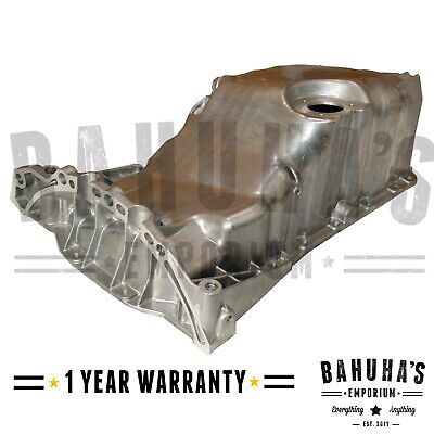 Skoda Superb Mk1 1.8T 2001-2008 Oil Sump Pan With Bore Brand New