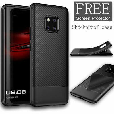 For Huawei P30 / P20 / Mate20 / Pro / Lite  Slim Silicone Shockproof Case Cover