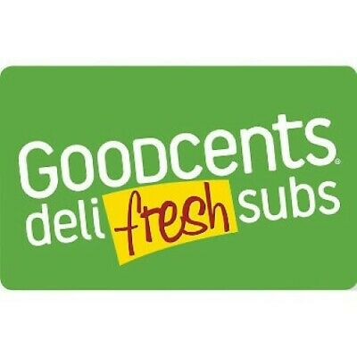 Mr Goodcents Gift Card (Ao2026188)
