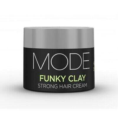 NEW Affinage Mode Styling Funky Clay Strong Fibre paste 75ml