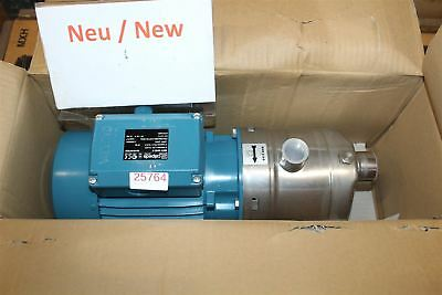 Calpeda Mxh 404E-S Centrifugal Pump Water Pump Stainless Steel Pump