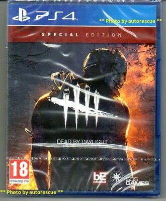 Dead by Daylight  SPECIAL EDITION  'New & Sealed'   *PS4(Four)*