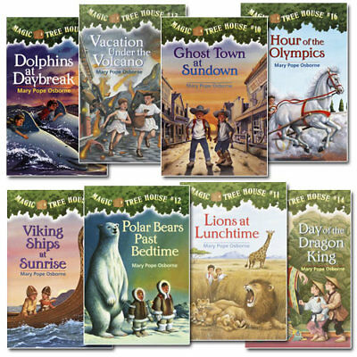 Magic Tree House(E-Books)