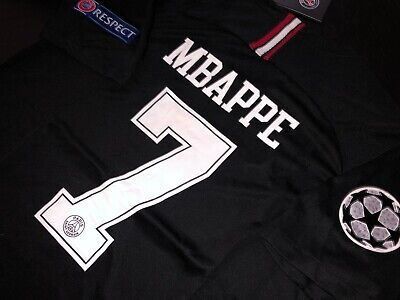 38bf9e01e PSG PARIS SAINT Germain Mbappe Jordan Jersey Size L And Xl - $44.95 ...