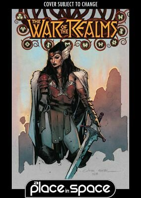 War Of The Realms #1O - Coipel Variant (Wk14)