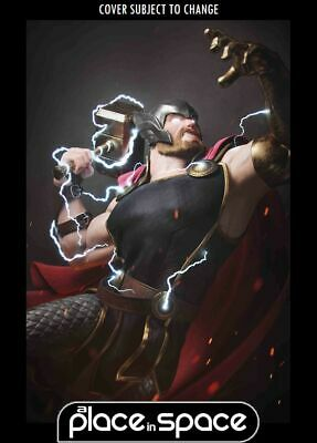 War Of The Realms #1T (1:25) Hugo Thor Variant (Wk14)