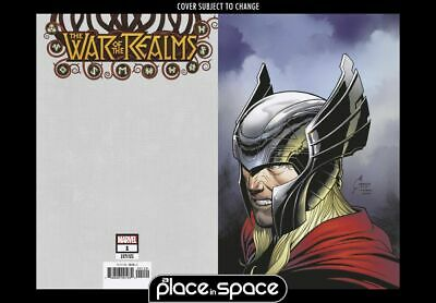War Of The Realms #1W (1:100) Quesada Virgin Variant (Wk14)