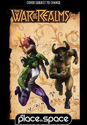 War Of The Realms #1C - Connecting Realm Variant (Wk14)