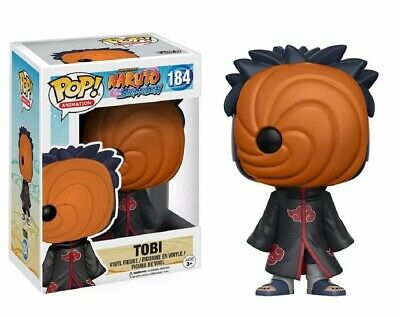 Funko Pop Anime Naruto Shippuden Tobi Vinyl Action Figure