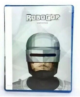 Brand New Robocop Unrated Blu-Ray 1987 Original [Buy 2 Get 2 Free]