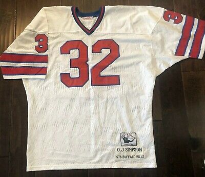MITCHELL & NESS Nfl Buffalo Bills Jim Kelly Replica Jersey Size 3Xl  hot sale