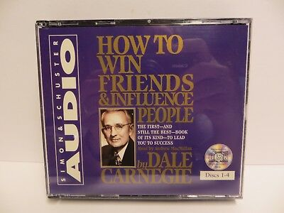 how to win friends and influence people audiobook