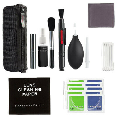 Camera Cleaning Brush Kit For DSLR Cameras Photo Lens Cleaning Kit Professional