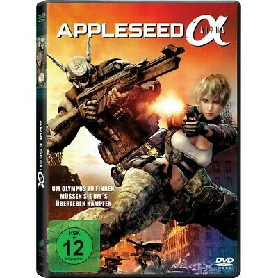 DVD Neuf - Appleseed: Alpha