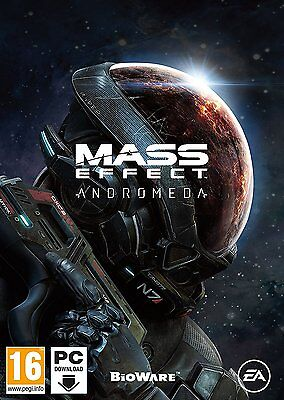 Mass Effect Andromeda (PC) BRAND NEW SEALED