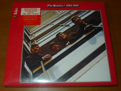 1962-1966 [Digipak] by The Beatles (CD, Oct-2010, 2 Discs, Parlophone)