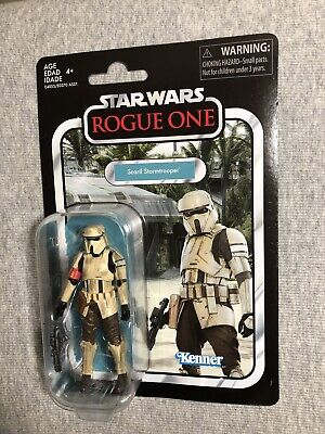 Star Wars The Vintage Collection 3.75 Inch Figure - Scarif Stormtrooper VC133