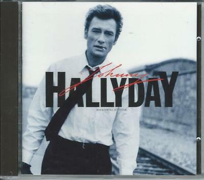 CD JOHNNY HALLYDAY - Rock'n roll attitude (occasion comme neuf)