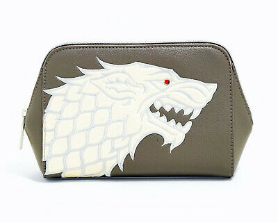 House Stark Game of Thrones Danielle Nicole Cosmetic Bag - BoxLunch Exclusive