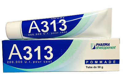 A313 Vitamin A Pommade Closest Version to Avibon Available by Pharma