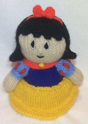 KNITTING PATTERN Doctor Who inspired Tom Baker orange cover or 15 cms toy