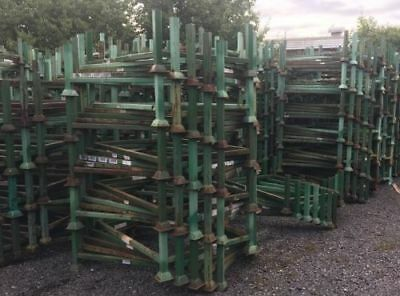 Stacking Stillages - Steel Stillages Post Pallet - PalletTower - Tower Rack