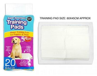 Puppy Training Pads House Absorbent Toilet Pet Dogs Large Mats