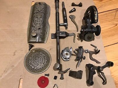 VINTAGE SINGER 66k SEWING MACHINE REPLACEMENT PARTS/ACCESSORIES 2