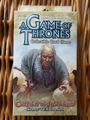 A Game of Thrones LCG Exp. Calling the Banners