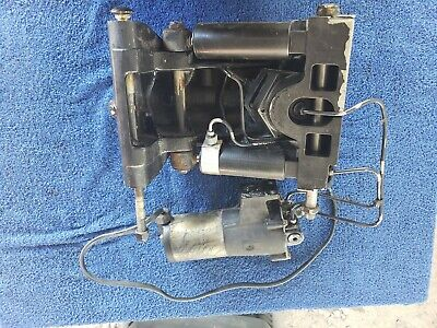 Force 120hp Outboard Power Trim Tilt Unit & Bracket late 80's to early 90's