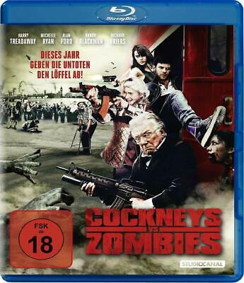 Cockneys vs. Zombies  Blu-ray/NEU/OVP FSK18