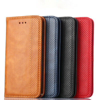Luxury Leather Magnetic Flip Stand Card Slot Wallet Case Cover For Umidigi