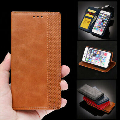 For Alcatel 3V 5V 7 1X 1C 3X Luxury Magnet Flip Wallet Cover Leather Stand Case