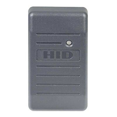 New HID ProxPoint 6005BGB00  Reader Gray Weigand, Pig