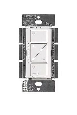 Lutron PD-10NXD-WH Caseta Pro In Wall Dimmer 250W LED / 1000W Incandescent/Halog
