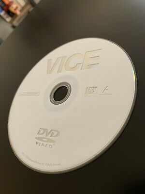 Vice (2018) ACADEMY AWARD NOMINATED - DVD ONLY - No Digital Copy