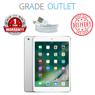 iPad Air - 16GB/32GB/64GB/128GB - All Colours, All Grades - 1-Year Warranty