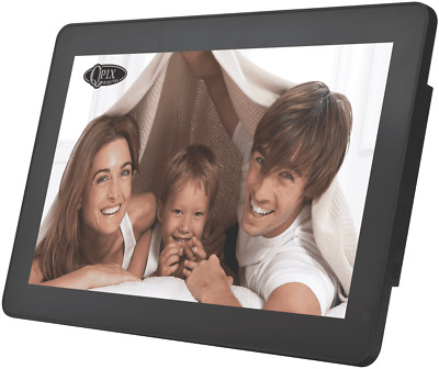 "NEW Qpix PF-1501 15"" Digital LED Photo Frame with Remote"
