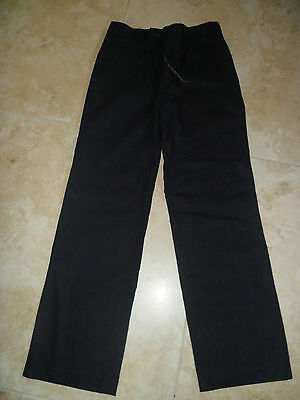 Boys  Age 10 yrs Navy Formal St George by Duffer St Trousers Summer