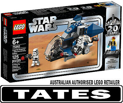 LEGO 75262 Imperial Dropship™ – 20th Anniversary Edition Star Wars™ from Tate...