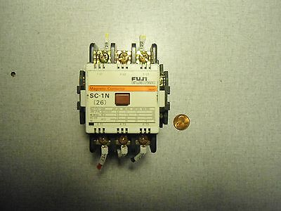 FUJI ELECTRIC SC-1N Magnetic Contactor