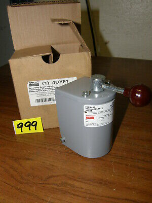 Dayton Reversing Drum Switch # 4Uyf1  **New**New**