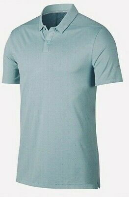 new products 99a82 0b21d NEW Men s Size M Nike Golf Breathe Texture OLC Polo Shirt Dri-Fit AH8469 452