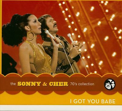 The Sonny & Cher 70'S Collection I Got You Babe - Sealed-Cd