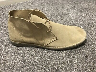 Clarks Originals **Desert Green ** Pretty Green CHAMPAGNE SUEDE ** UK 7,8,9 F