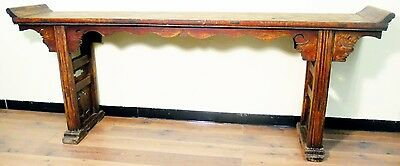 Antique Chinese Altar Table (5075) Ming Style, Circa early of 19th century