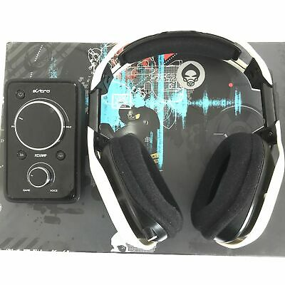 ASTRO A40 TR Wired Gaming Headset + MixAmp Pro TR for Xbox