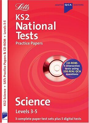 Letts Key Stage 2 Practice Test Papers - ... by Jackie Clegg Mixed media product