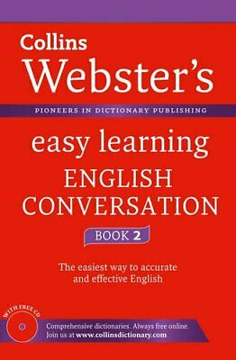 Webster's Easy Learning English Conversation: Book 2 ... by Collins Dictionaries